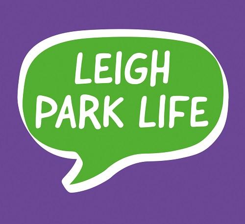 Leigh Park Life logo