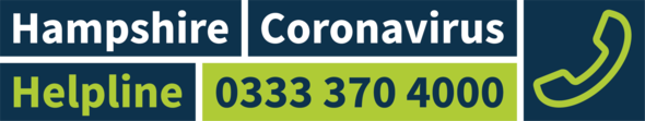 Coronavirus support helpline