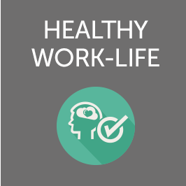 healthy work-life balance